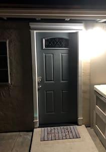 """Doorway is 36"""" wide"""