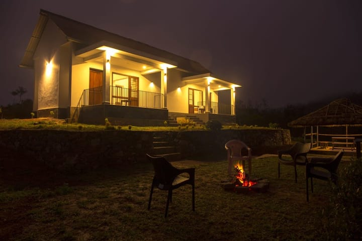 Sylvan Retreat, Idukki Wildlife Sanctuary, Vagamon