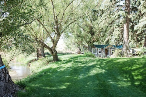 History and beauty intersect on ranch property