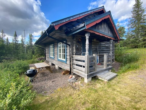 Hytte i Lindvallen Sælen - øverst i Sælfjället