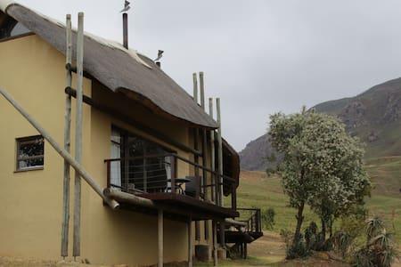 Drakensberg Cathedral Peak Cottage 23 (self serv)