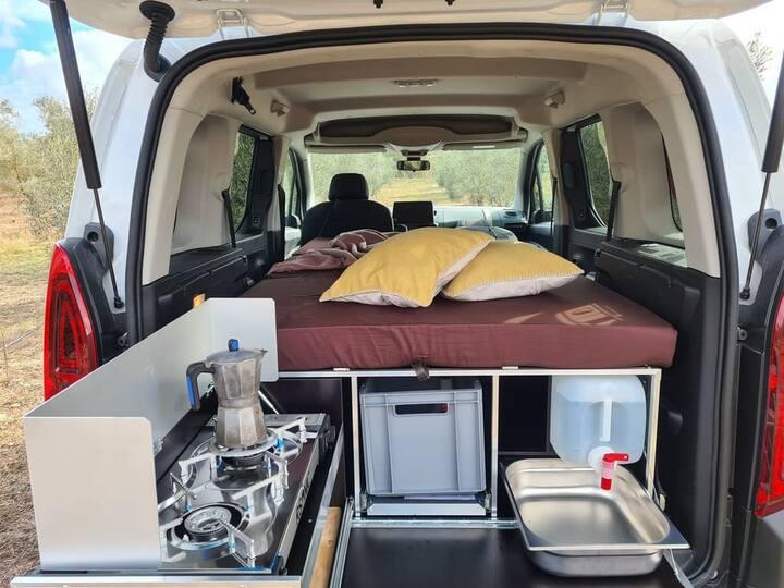 VW T3 Camper Van - Lazy Bus Mallorca - El Macho