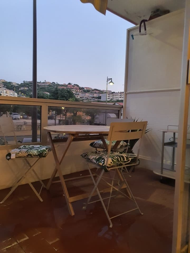 Propriano : Studio 3 pers à proximité des plages