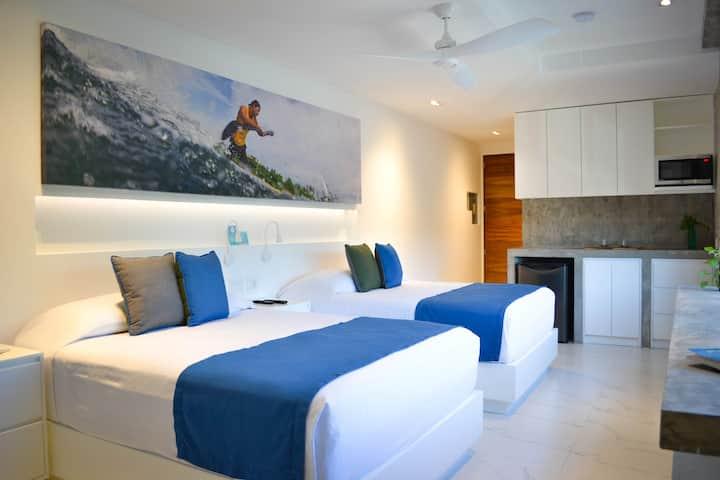 Bucerias Chic modern Loft! relax & beach