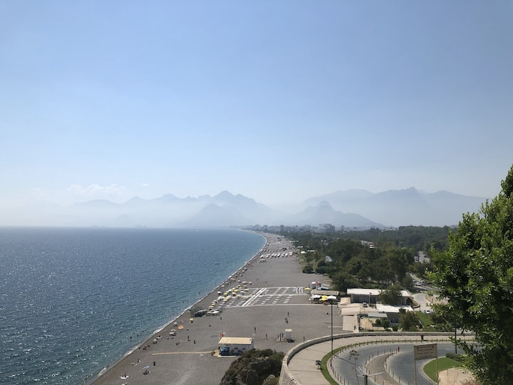 Denize 350m daire  / Apartment with a sea view n°5