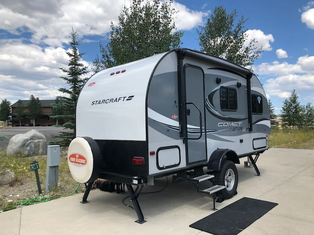20 foot Camper trailer in Southpark, Colorado