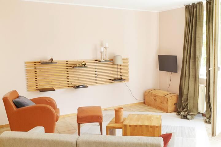 Bacchus: großzügig, hell, ruhig - mainz-lounge.de