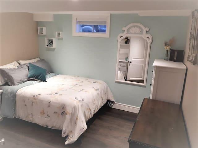 A Cozy Home Nestled on a Ravine
