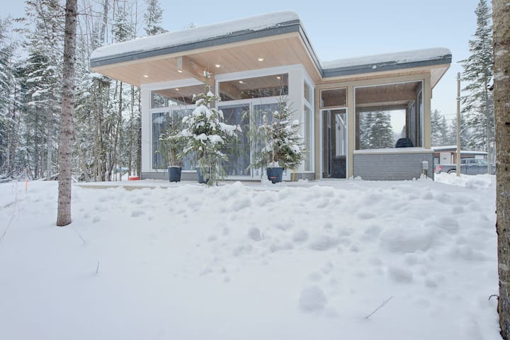 Villa Micro V #8 by Chalets Confort, Pont-Rouge
