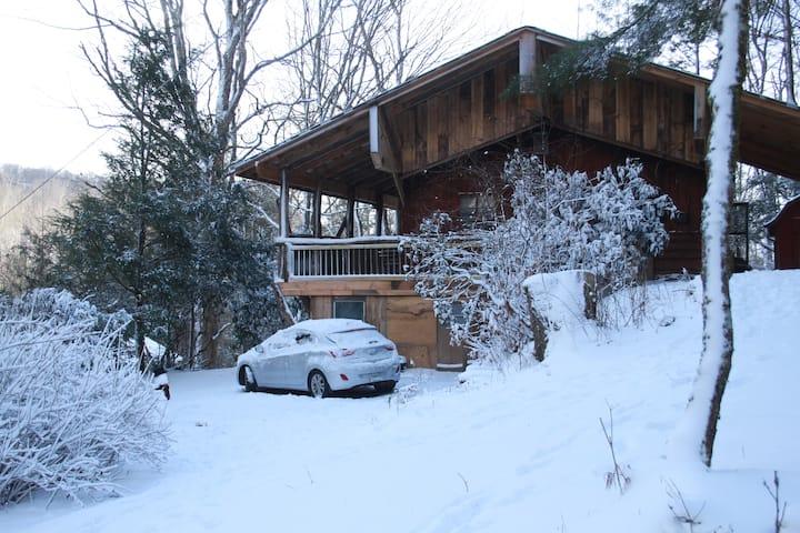 Moss Hill Mountain Cabin