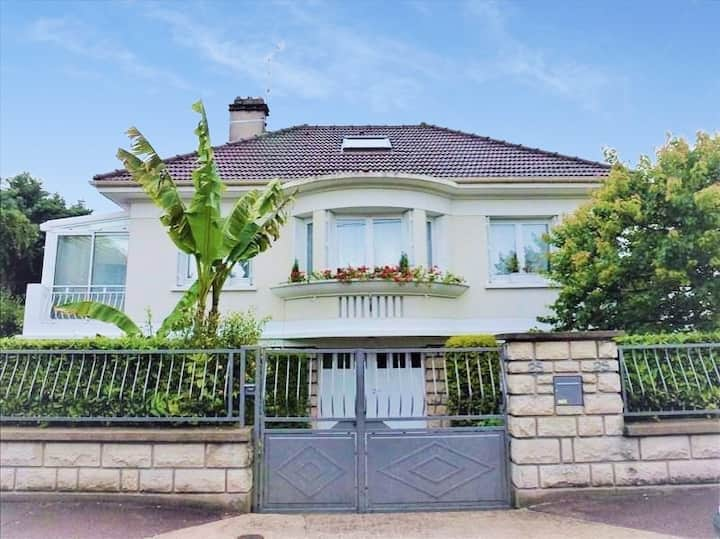 Magnifique appartement près de Paris !