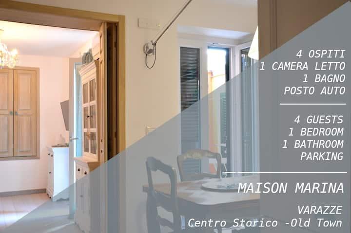 Maison Marina_Centro storico Varazze