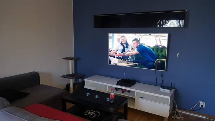 1 room apartment stockholm / Visättra