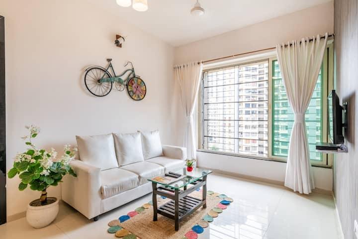 The Lavish 2 bedroom In Bandra ( BKC )