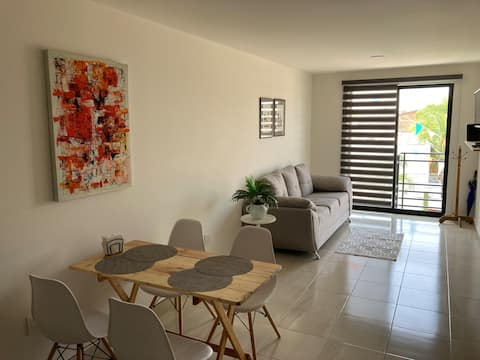 Mina Apartment! Option to long stays and invoice
