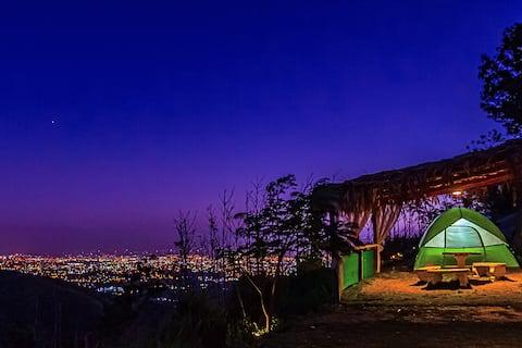 Tent Mirador 🏕 Camping en la montaña