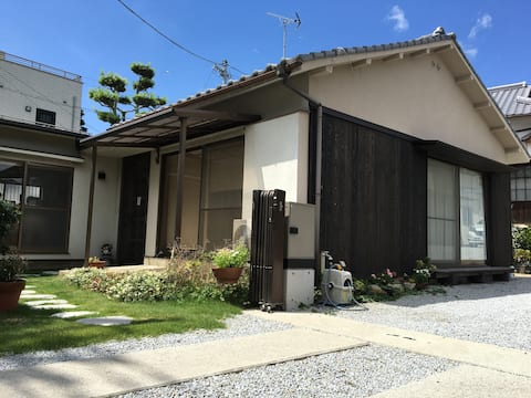 """""""Ryu-chan House"""" ★ Entire House in Japanese House ★ At the Foot of Yajima National Park"""