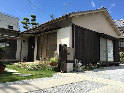 """""""Ryu-chan House"""" ★ Toute la maison dans la maison japonaise ★ Au pied du parc national de Yajima"""