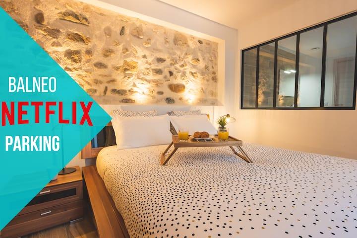 ⛲ La Source d'ARBERE ⛲ ☆ Balnéo ☆ Netflix ☆