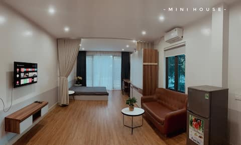 Mini casa - Apartamento con vista a la calle