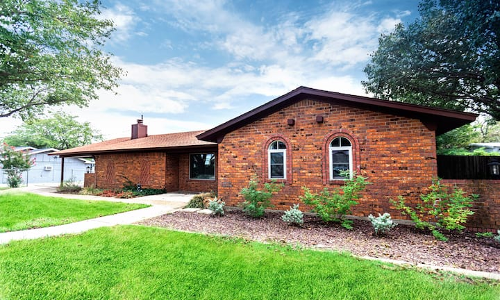 FtWorth 3 Bed~Fantastic For Holiday Guests