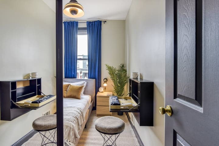Bright Room in Columbia Heights