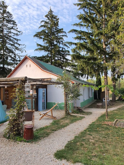Guesthouse in Nature Park with Pool & Cafe/Bar