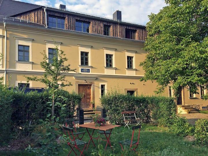 Gutshof Doberschau - Kornkammer