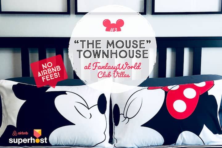 Disney World Vacation Home - The Mouse Townhouse #3