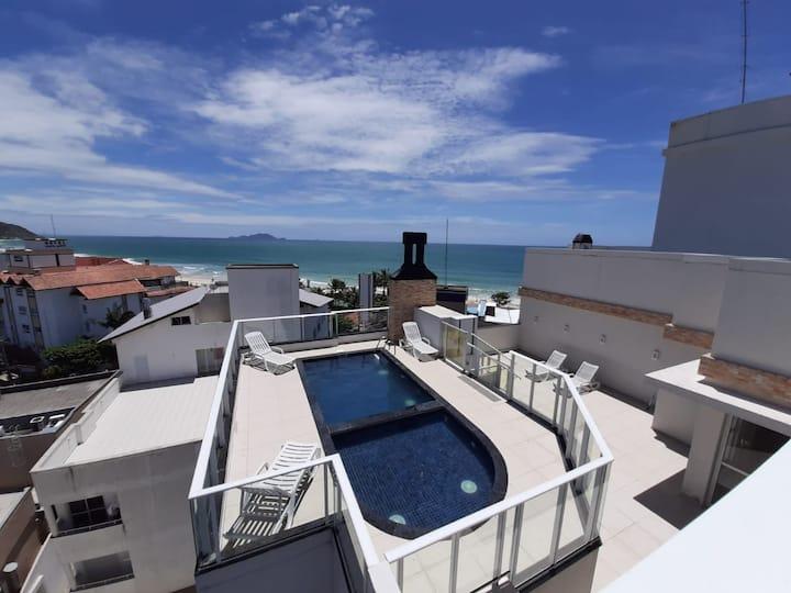 Gaivotas Apart HOTEL - Apto COMPLETO na praia FLAT