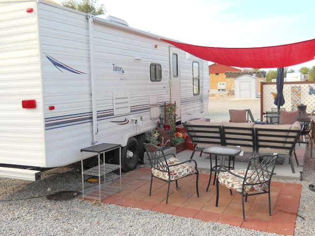Death Valley, Front Sight, Large RV/Hot tub/ Pool