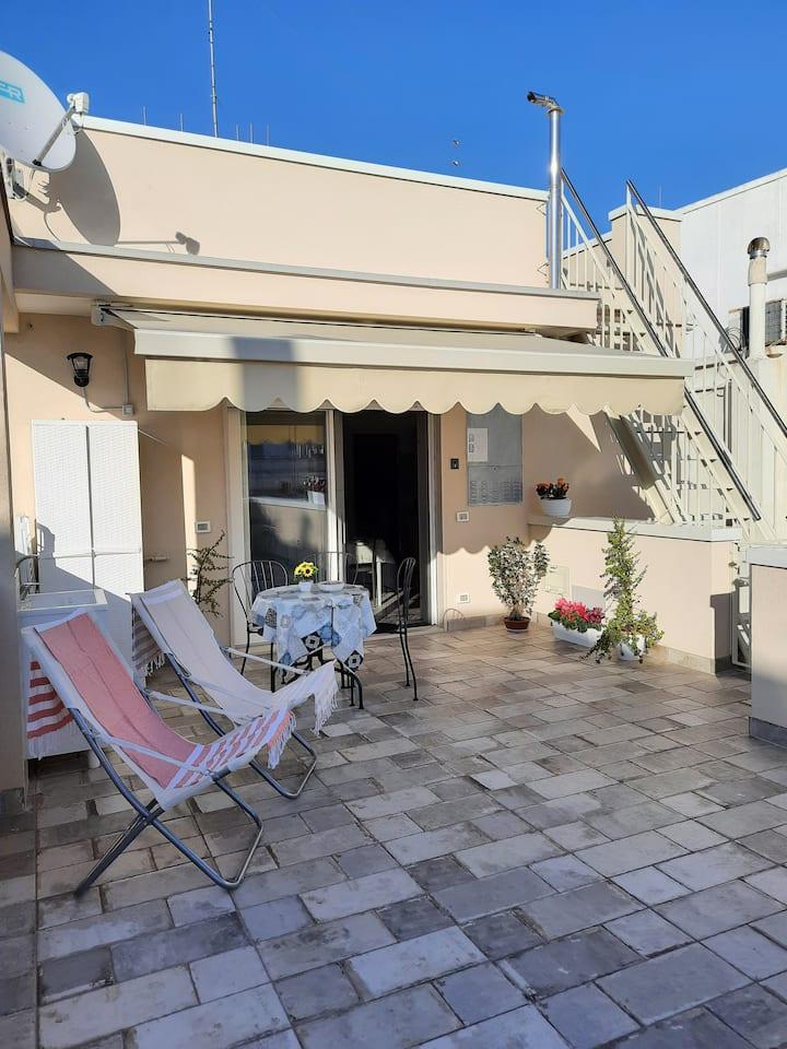 CASA VAN WESTERHOUT: posto unico per ospiti unici