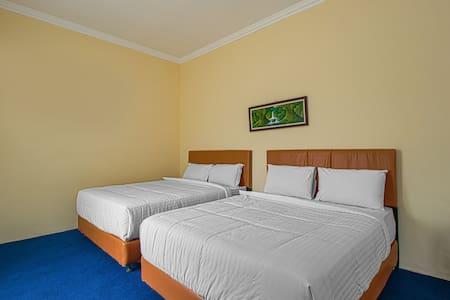 Elegant Room at New Resort Almond