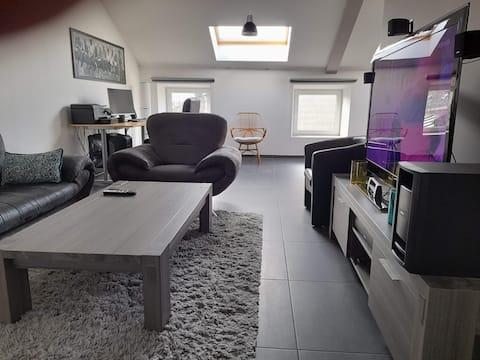 Appartement au cœur des Ardennes