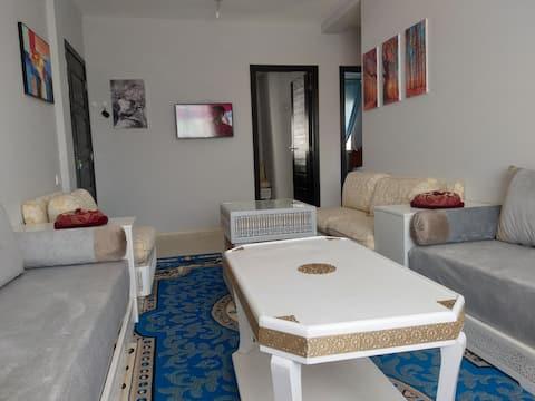 Jolie appartement a Tétouan
