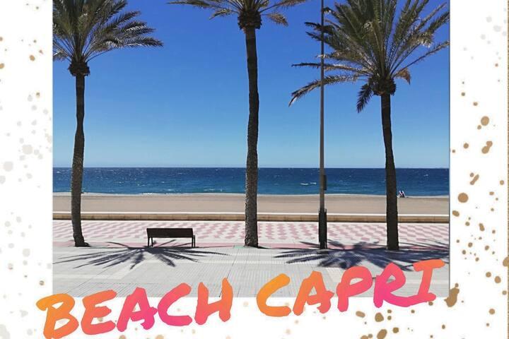 """Zapillo Capri """"New announcement"""" a 30M de la Playa"""