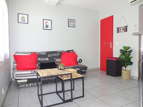 Studio Valence centre-ville