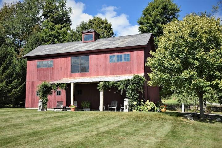 The Barn at Four Tooth Farm