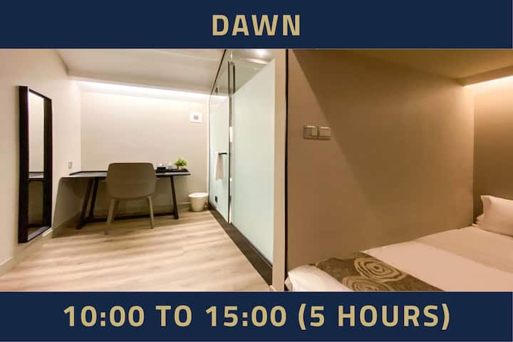 Double Room, 5 Hours: 10AM-3PM at Jalan Besar MRT
