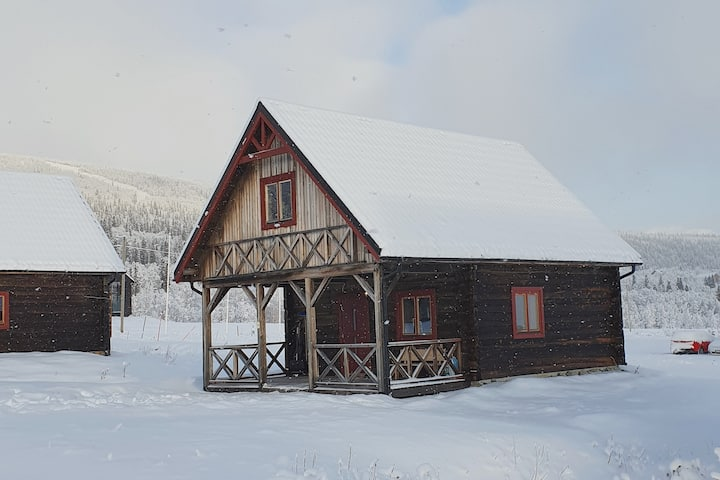 Cozy mountain lodge Kittelfjäll