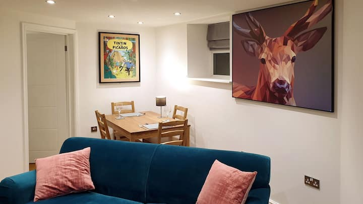 The Hockney Suite at Salts House, Saltaire