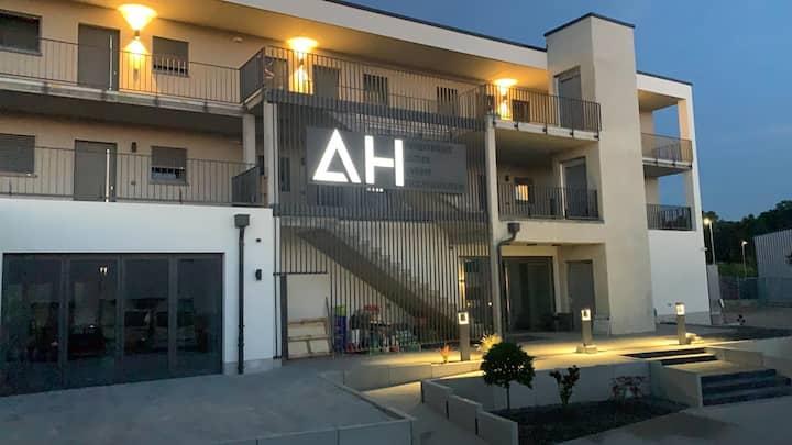AHB - Aparthotel Babenhausen - Boutiquehotel