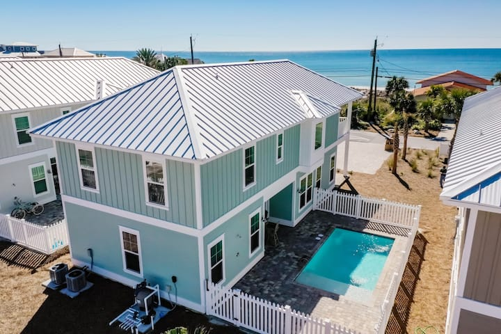 Unit 5516:Newly built Luxury Bch House 4BR w/additional Bunk Room (Sleeps 12)