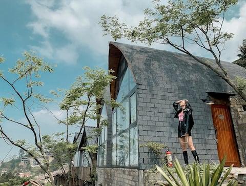 Chillout Village Homestay Tam Đảo - Tata House