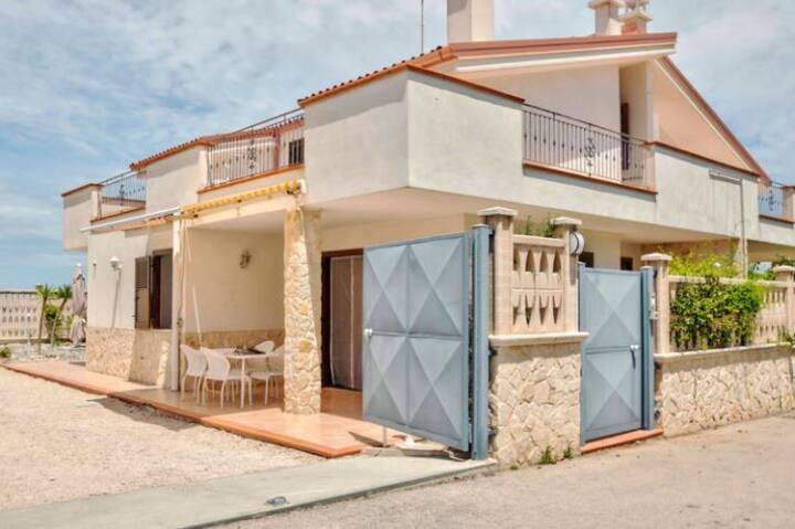 Villa sul Mare a Trani