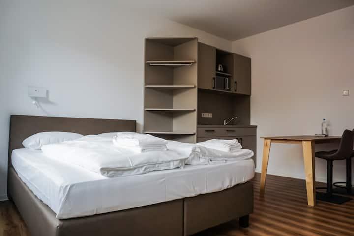 nicetostay: doppelzimmer behindertengerecht