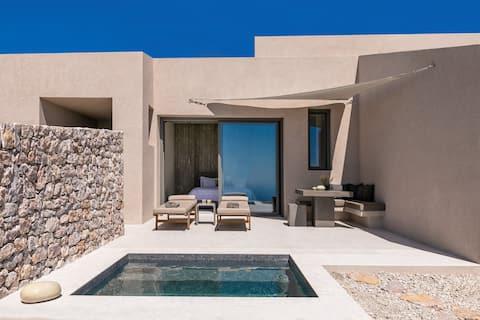 Santorini Sky | Villa Junior *RECIÉN INAUGURADA*