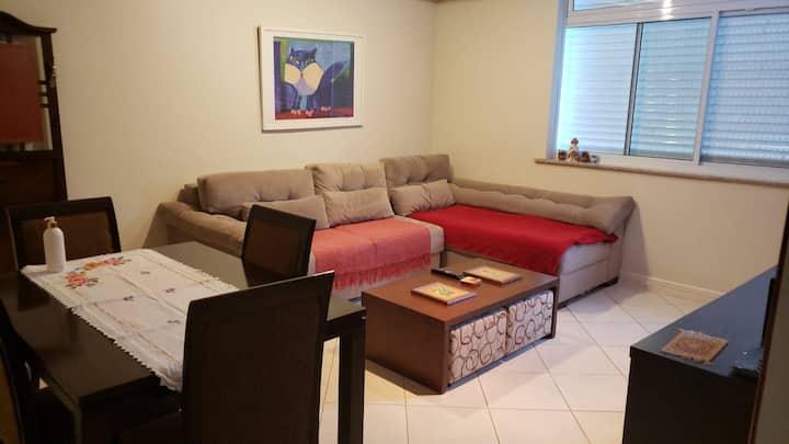 Maravilhoso apartamento no início da Asa Sul