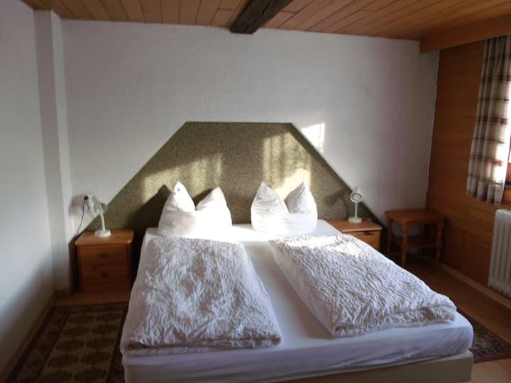 Economy DZ Hotel Sonnenmatte nahe Badeparadies
