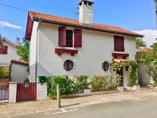 Petite maison de charme landaise